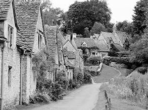 Cab to Cotswold Villages from Central London