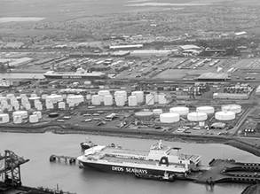 Cab to Port of Immingham from Central London