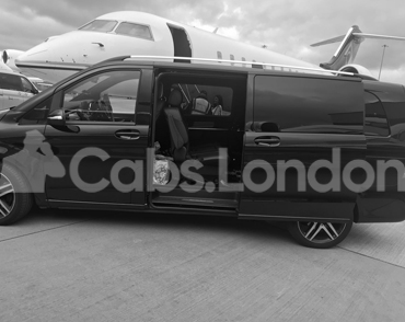 Cab To Any London Airport