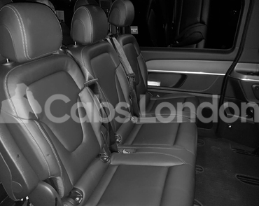 Taxi To Basildon From London