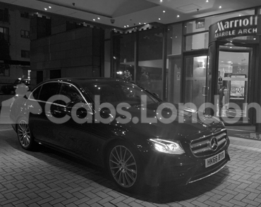 Taxi To Billericay From London