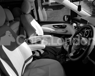 Hire A Chauffeur Driven Cab