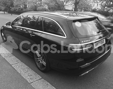 Taxi To Bury St Edmunds From London