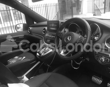 Chauffeured Cab Service