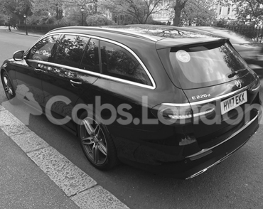 Taxi To Harrogate From London