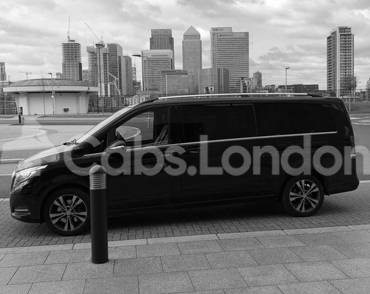 Cab Service In Central London