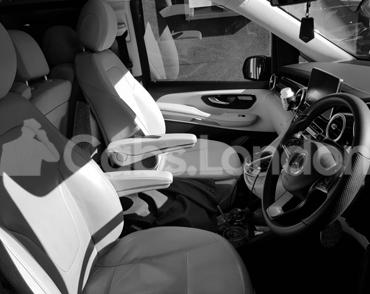 Chauffeur Driven Cab