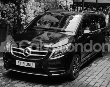 Hire Cab To Any Area Of London