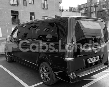 Taxi To Merthyr Tydfil From London