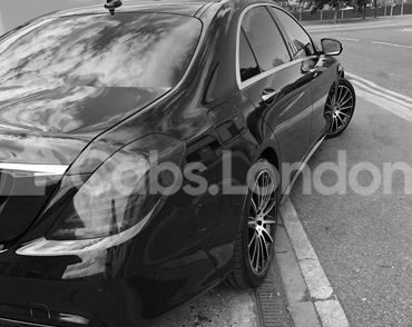 Taxi To Newbury From London