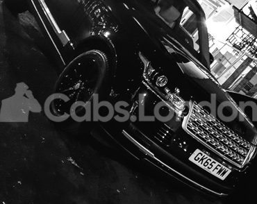 Cab To Oxford From London