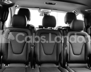 Taxi To Stoke On Trent From London