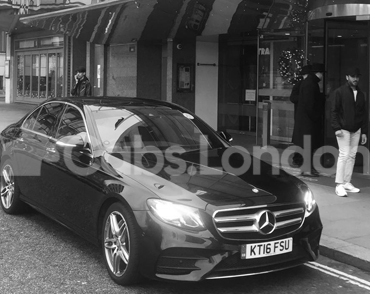 Taxi To Winchester From London