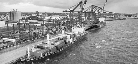 Cab from London to Sea Ports